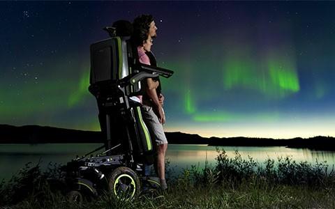 Inovação em Cadeiras de Rodas Elétricas
